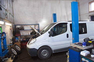 техцентр Renault